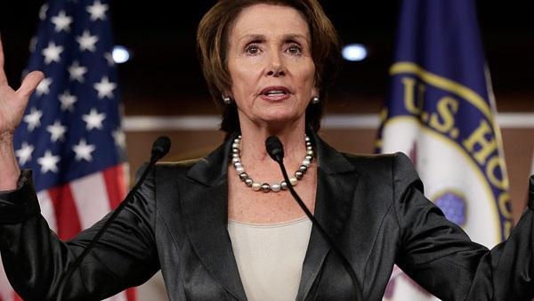 رئيسة مجلس النواب الأمريكي ترفض خطة ترمب لاستئناف عمل الحكومة