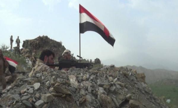 القوات الحكومية تطلق عملية عسكرية واسعة في محور البقع وتحرّر جبال رشاحة