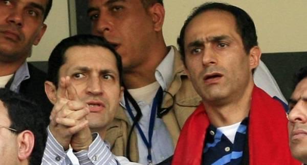 مصادر أمنية مصرية تنفي إطلاق سراح نجلي مبارك