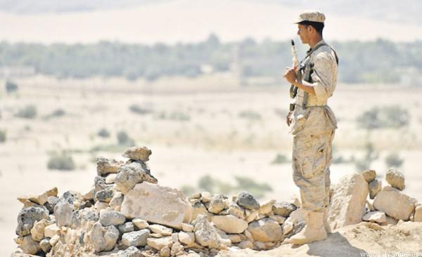القوات الحكومية تحبط محاولة تسلل لمليشيا الحوثي بجبهة الضباب بتعز