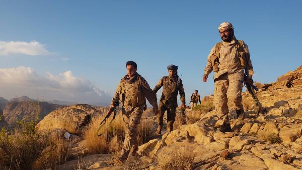 القوات الحكومية تحرر الخط الرابط بين صعدة والجوف