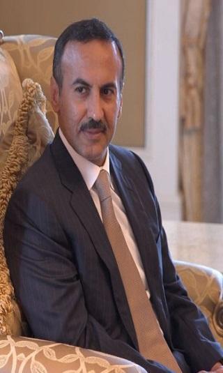 مطالبات برفع العقوبات عن السفير أحمد علي عبدالله صالح