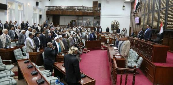 مليشيا الحوثي تطالب البرلمان بتعديل مشاريع قوانين بالجملة