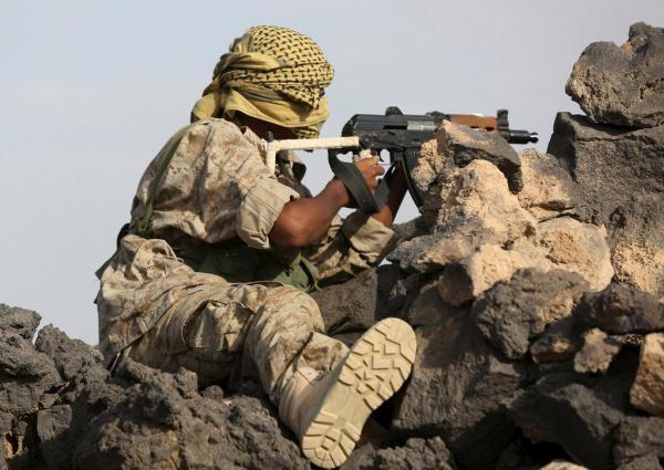 تحرير مواقع جديدة في منطقة الرزامي بصعدة ومصرع القيادي الحوثي البارز &#34أبو حمزة&#34