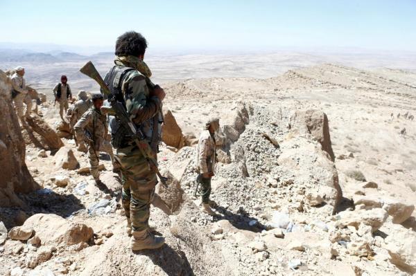 هجوم نوعي للقوات الحكومية استهدف مواقع مليشيا الحوثي شرق صنعاء