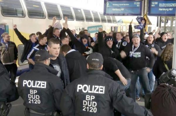 محكمة ألمانية تفرض على الاندية تحمل نفقات الشرطة لحماية المباريات