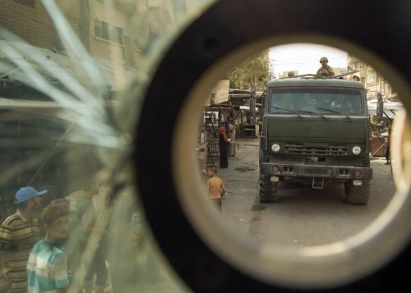 روسيا تعترف بمقتل &#34مرتزقة&#34 في سوريا