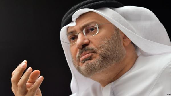 قرقاش: دعم قطر للإخوان والتنازل عن السيادة لإيران أصبح أكثر صعوبة