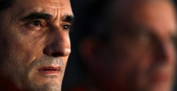 مدرب برشلونة: العنف &#34يلوث كرة القدم&#34
