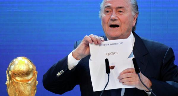 &#34فوكيس&#34 الألمانية: الفيفا يقترب من سحب تنظيم مونديال 2022 من قطر