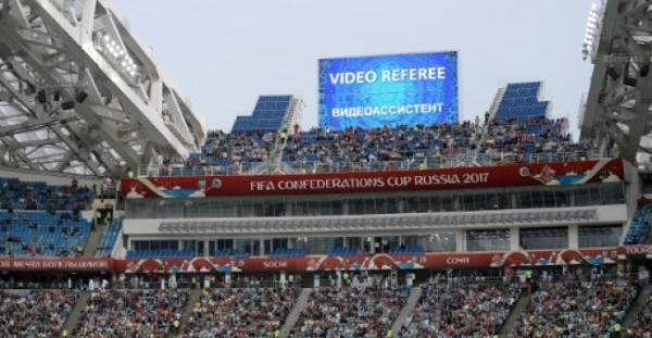 الفيفا يقر استخدام تقنية الفيديو في مونديال روسيا 2018