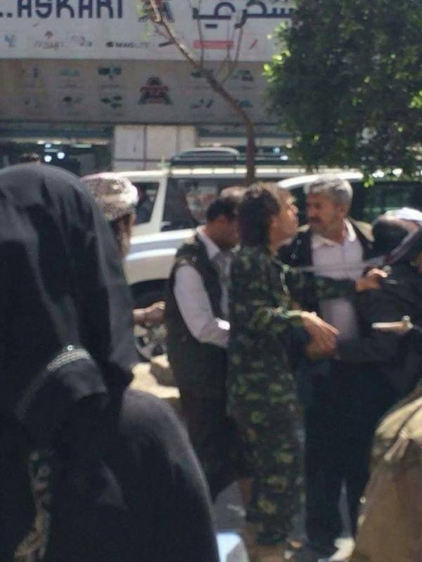 هكذا علقت وفاء الدعيس بعد الاعتداء عليها.. انتهكو حرمة وشرف المرأة اليمنية