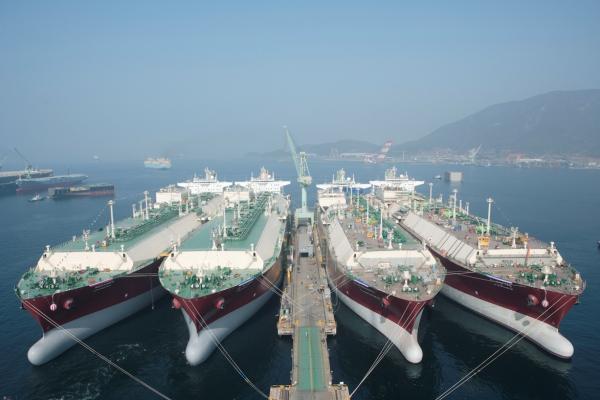 قطر غاز تزود الكويت بنصف مليون طن من الغاز المسال لمدة 4 سنوات