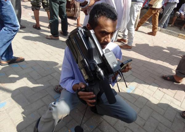 &#34الصحفيين اليمنيين&#34: 28 انتهاكاً للحريات الإعلامية خلال 3 أشهر