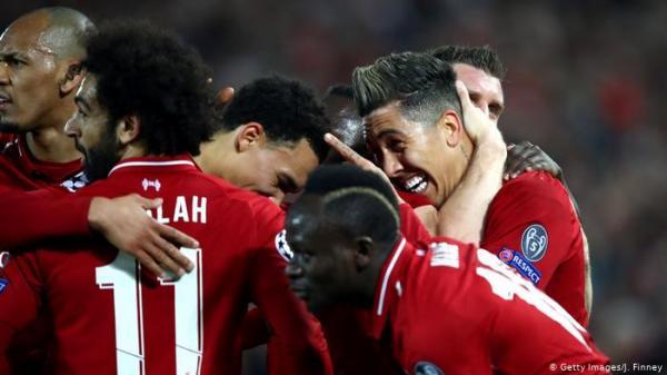 أبطال أوروبا: ليفربول يقطع شوطا مهما نحو نصف النهائي
