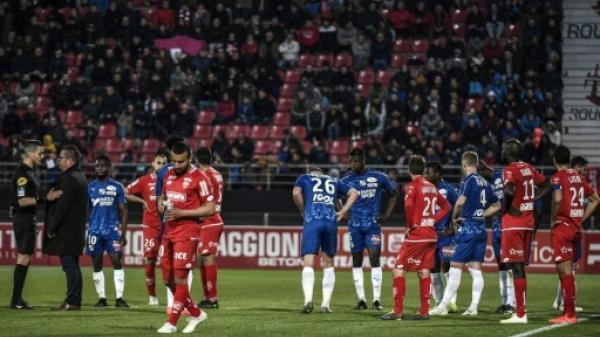 بطولة فرنسا: هتافات عنصرية توقف مباراة ديجون وأميان لدقائق