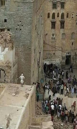 فوضى &#34الصرخة&#34 الحوثية في وجوه المصلين: مقتل مسن وإصابة واعتقال آخرين بإب (فيديو)