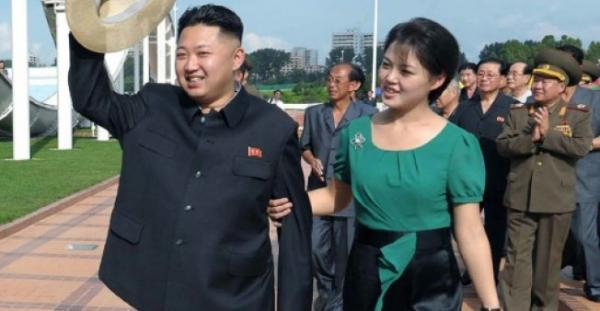 دور جديد لزوجة الزعيم الكوري الشمالي مع منحها لقب &#34السيدة الاولى&#34