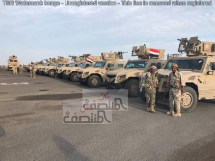 المقاومة الوطنية تبدأ معركة تحرير مدينة الحديدة