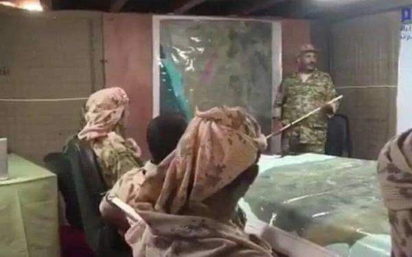 فيديو- ظهور للعميد طارق صالح من غرفة العمليات العسكرية
