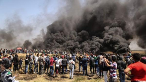 وزارة الصحة في قطاع غزة: مقتل فلسطينين في رابع جمعة من المظاهرات