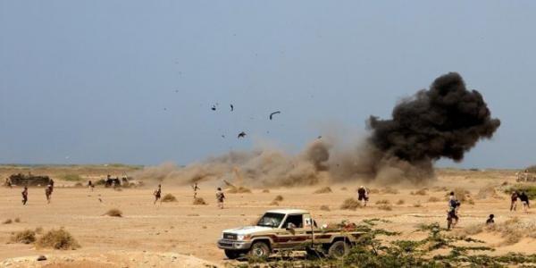 استشهاد العقيد الأحرق بمواجهات مع مليشيا الحوثي في البيضاء