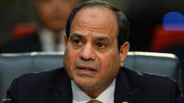 السيسي يلتقي رئيس المخابرات السودانية في القاهرة