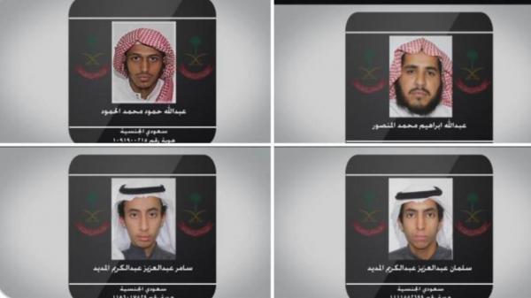 السعودية: القبض على 13 ارهابيا خططوا لعمليات إرهابية (أسماء)