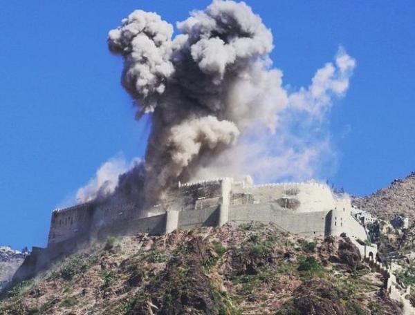 نمط الاستهداف الجوي للتاريخ والتراث الإنساني في اليمن