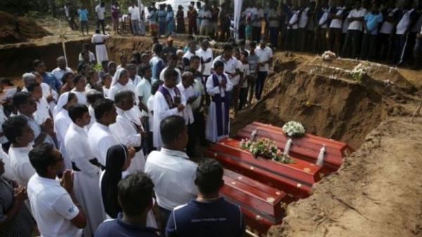 داعش يعلن مسؤوليته عن الهجمات الدامية في سريلانكا