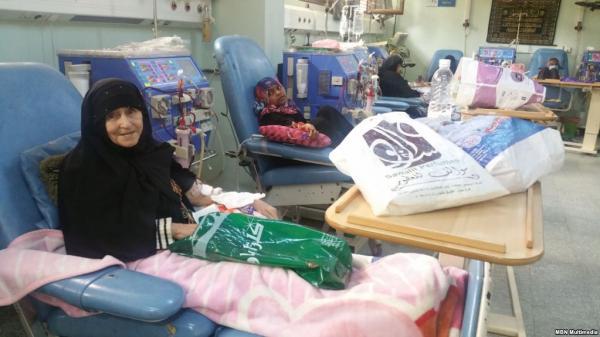نفاد أدوية الغسيل الكلوي بالمستشفى الجمهوري بصنعاء يهدد حياة أكثر من مائتي مريض