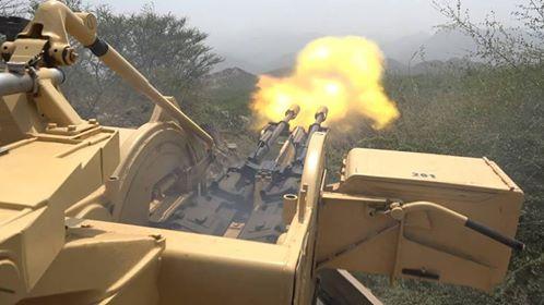 مصرع 12 حوثيا بهجوم للقوات الحكومية بصرواح مارب