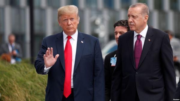 الولايات المتحدة ترد على خطوة تركيا &#34المستفزة&#34 بالمتوسط