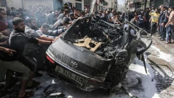 غزة: إعلان حصيلة جديدة للقتلى وحماس تؤكد استعدادها للتهدئة