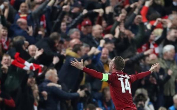 ليفربول في نهائي دوري الأبطال بعد واحدة من أعظم الانتفاضات في البطولة