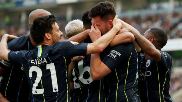 بطولة إنكلترا: مانشستر سيتي يفوز باللقب للمرة السادسة بعد منافسة محمومة مع ليفربول