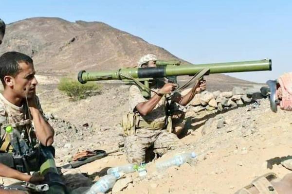 مصرع 3 حوثيين وجرح آخرين وإعطاب آليتهم جراء قصف صاروخي بالبيضاء