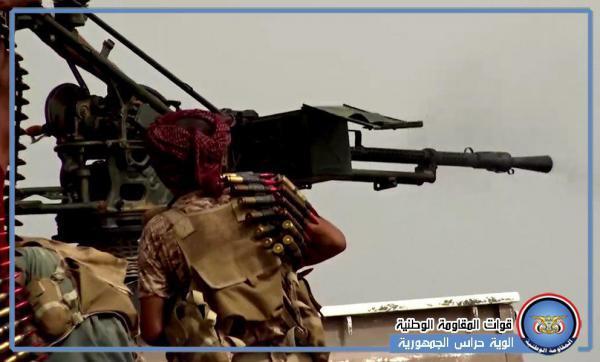 القوات المشتركة تتصدى لمحاولات تسلل لمليشيا الحوثي في المناطق المحررة بالحديدة