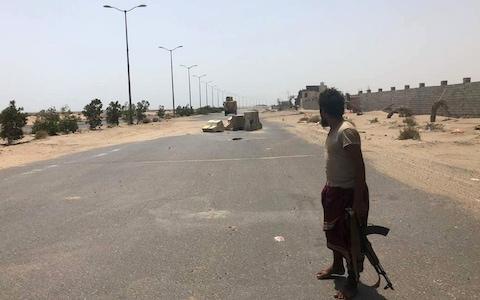 إحباط عملية إرهابية للمليشيات الحوثية ومصرع منفذيها في مطار الحديدة