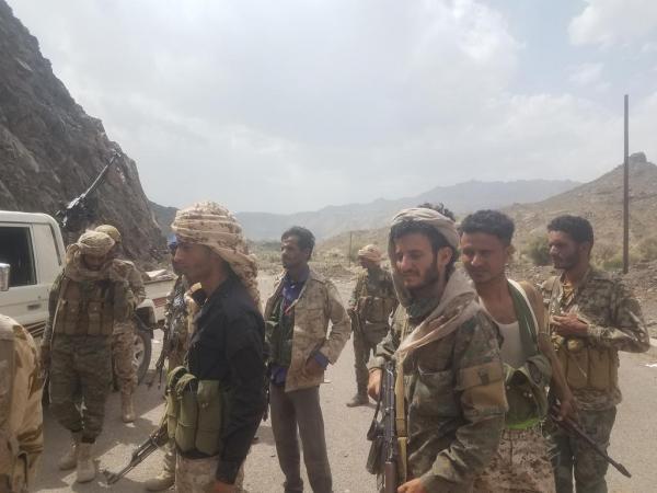 الضالع: مليشيات الحوثي تسعى لتشتيت الالتفاف الشعبي حول المقاومة في الحشا (وثيقة)