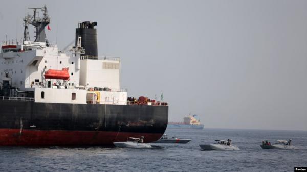 توسيع منطقة التهديد البحري بالشرق الأوسط
