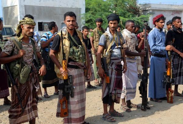مليشيا الحوثي تستخدم الصواريخ والدبابات في خروقاتها المتصاعدة داخل مدينة الحديدة