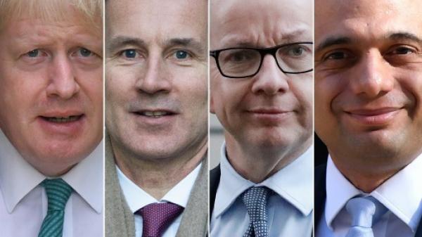 أبرز المرشحين لخلافة رئيسة الوزراء البريطانية تيريزا ماي