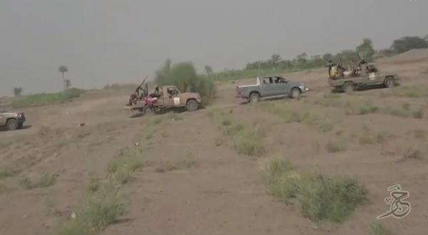 Yemeni Forces cut off road linking Zubaid and Al Tahita in Hodeidah as Houthi defences collapse