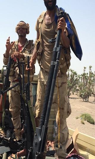 احتدام المعارك في الساحل الغربي والقوات المشتركة تؤمن عديد مناطق