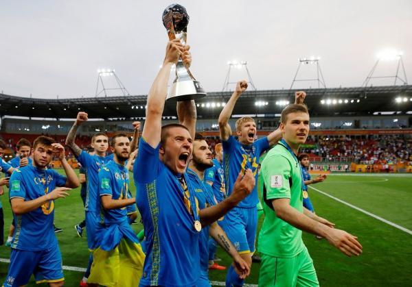 أوكرانيا تتوّج بلقب مونديال الشباب للمرة الأولى في تاريخها