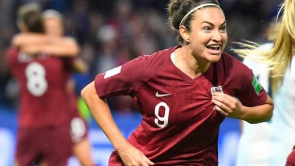مونديال السيدات 2019: تايلور تؤهل انكلترا وخماسية لإيطاليا في مرمى جامايكا