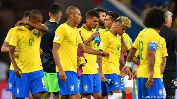 مونديال 2018: استمرار تعثر المنتخبات الكبرى آخرها البرازيل