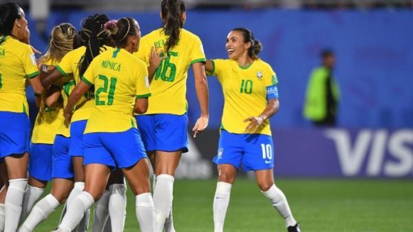 """البرازيل وأستراليا إلى ثمن نهائي """"مونديال السيدات"""""""
