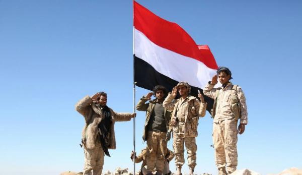 القوات الحكومية تستكمل تطهير مديرية نعمان في البيضاء وتواصل تقدمها باتجاه الملاجم